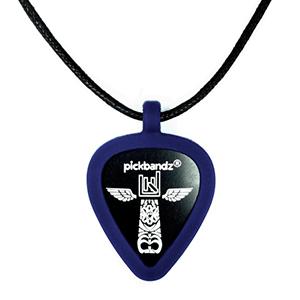 Médiator Colliers PickBandz - Bleu