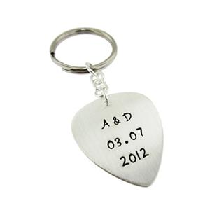 Médiator Porte-clefs - Ring
